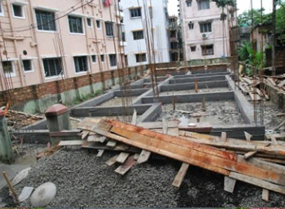 TM Builders and Developers Roynagar Place Construction Status