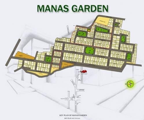 Manas Manas Garden Site Plan