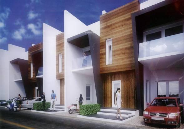 Phoenix The Commune Villas Elevation
