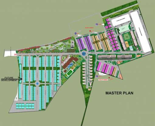 Phoenix The Commune Villas Master Plan
