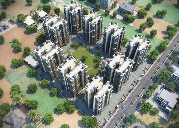 Happy Home Nakshatra Embassy Elevation