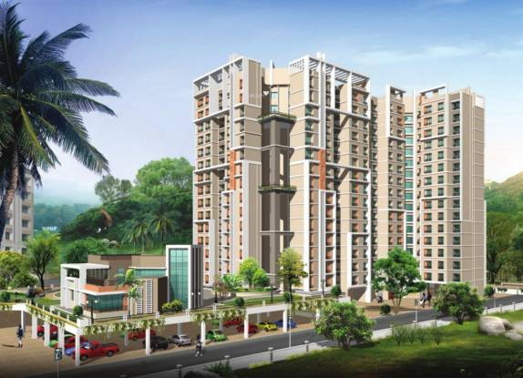 Satya Shree Satya Shankar Residency Elevation
