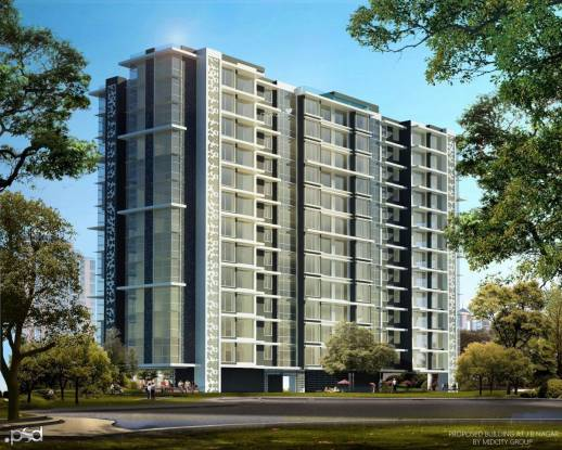 Midcity The Chakravarti Ashok CHSL Elevation