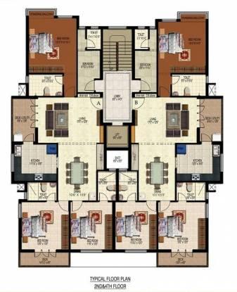 Sree Nivas L Oasis Cluster Plan