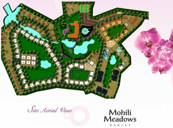 RCL Mohili Meadows Villa Site Plan