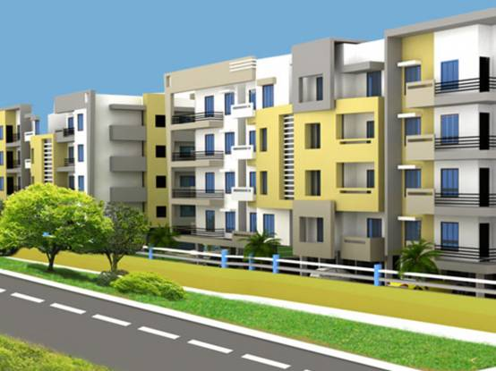 Drishti Enclave Elevation