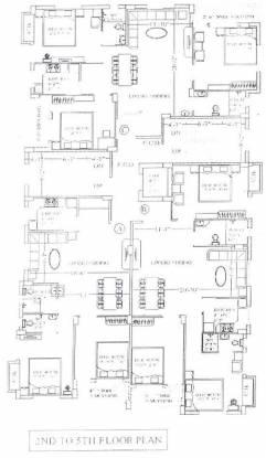 RMS Nihalani Comfort Cluster Plan