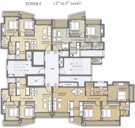 ANA Avant Garde Phase 1 Cluster Plan