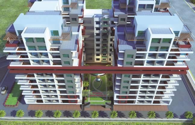 Satguru Gokul Residency Elevation