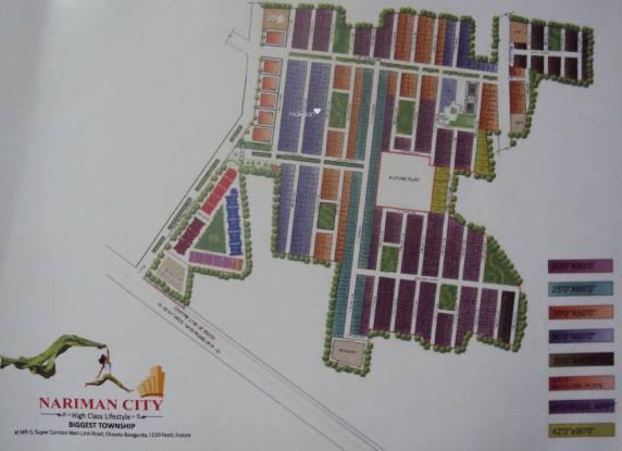 Nariman Plot Layout Plan