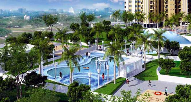 Desai DD Diamond Valley Amenities