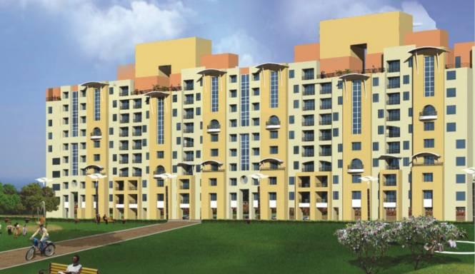 Sahara City Homes Apartment Elevation