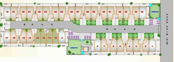Shree Shree Sadguru Home Layout Plan
