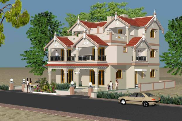 Shree Shree Sadguru Home Elevation