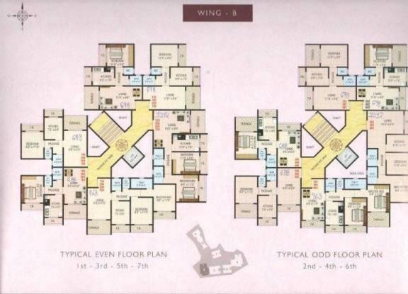Sadguru Landmark Cluster Plan