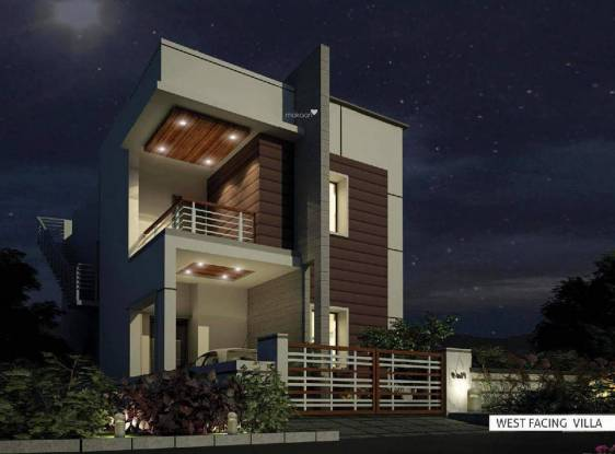 Avani Sukruti Homes Elevation