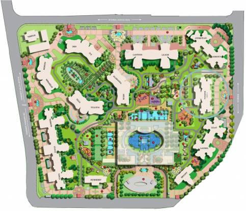 Nahar Lilium Lantana Site Plan