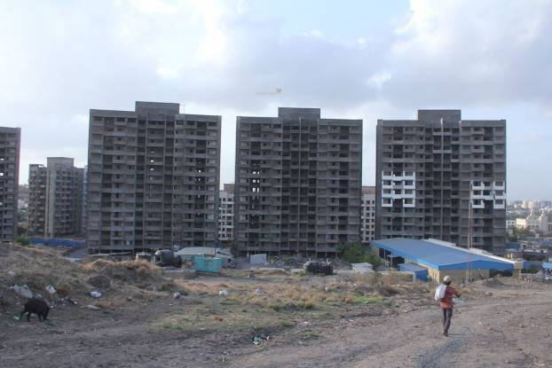 Kolte Patil Three Jewels Construction Status
