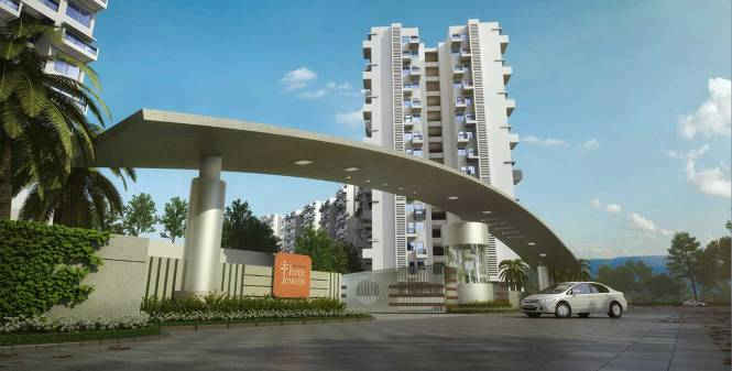 Kolte Patil Three Jewels Elevation