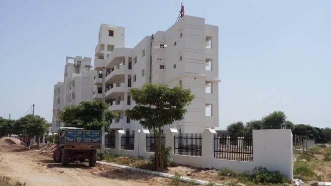 Manglam Kanak Residency Construction Status