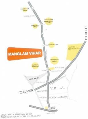 Manglam Manglam Vihar Location Plan