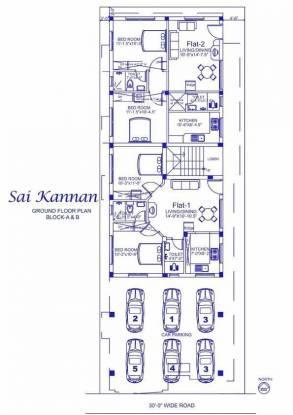 Palace Sai Kannan Cluster Plan