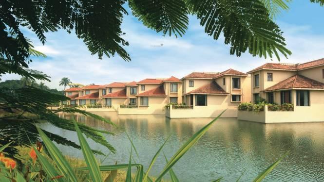 Vedic Lakefront Villas Elevation