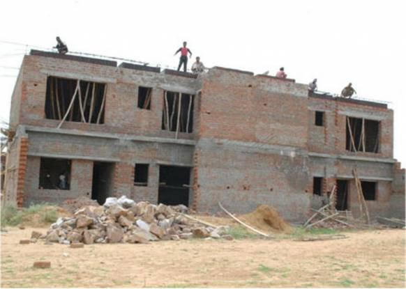 Siddha Aangan Villas Construction Status