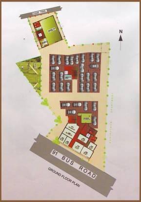 DCJ Homes Cluster Plan