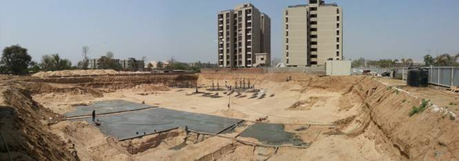 Rajyash Reevanta Construction Status