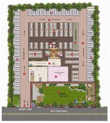 ARG Murli Heights Cluster Plan