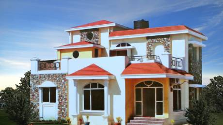 CSK Green Villas Elevation