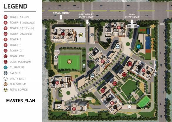TATA Avenida Master Plan