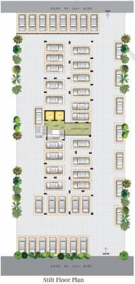 Kotecha Royal Castle Cluster Plan