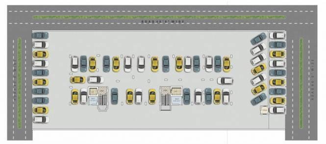 Kotecha Royal Avenue Cluster Plan