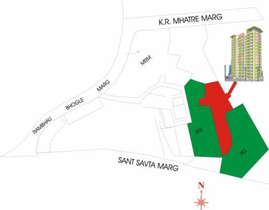 Sarah Garden View Location Plan