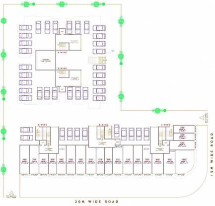 Platinum Liviano Cluster Plan