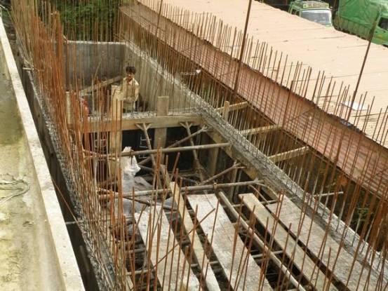 Heera Cyber View Construction Status