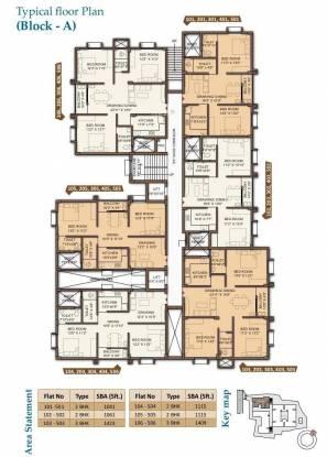 Decor Mahadev Avenue Cluster Plan
