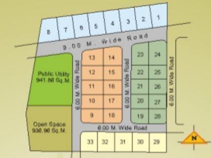 Gracelands Blossom 1 Layout Plan