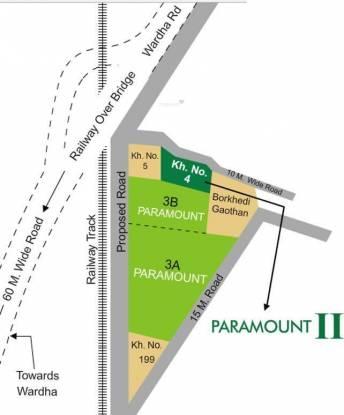 Gracelands Paramount 2 Location Plan
