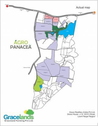 Gracelands Panacea Location Plan