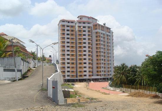 Heera Towers Construction Status