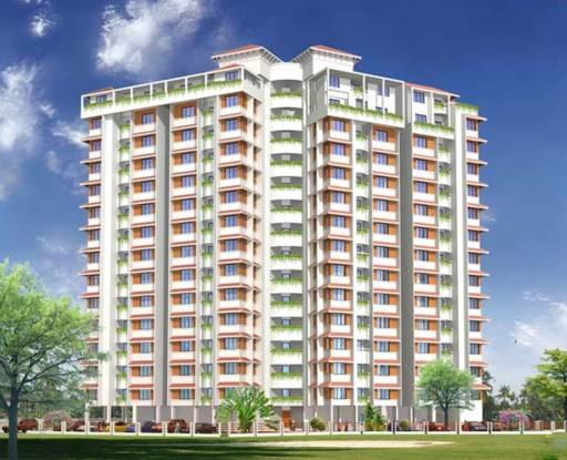 Heera Towers Elevation