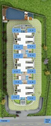Arrat The Aeris Residences Layout Plan