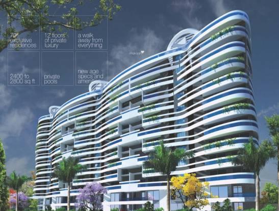 Arrat The Aeris Residences Elevation