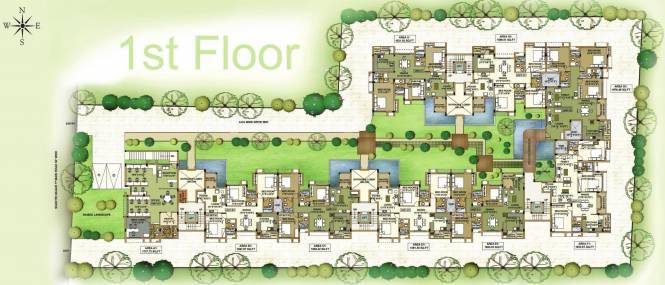 Adroit Aura One Cluster Plan
