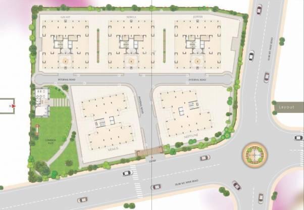 Pawan Vicenza Magnolia Site Plan