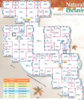 Natural Enclave Cluster Plan