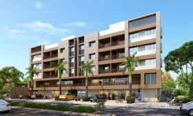 987 sq ft 2 BHK + 2T Apartment in Green Group Orion